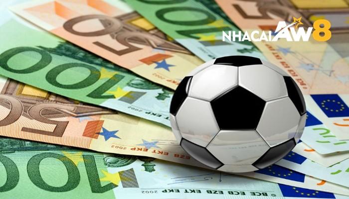 cách tính tiền cá cược bóng đá online