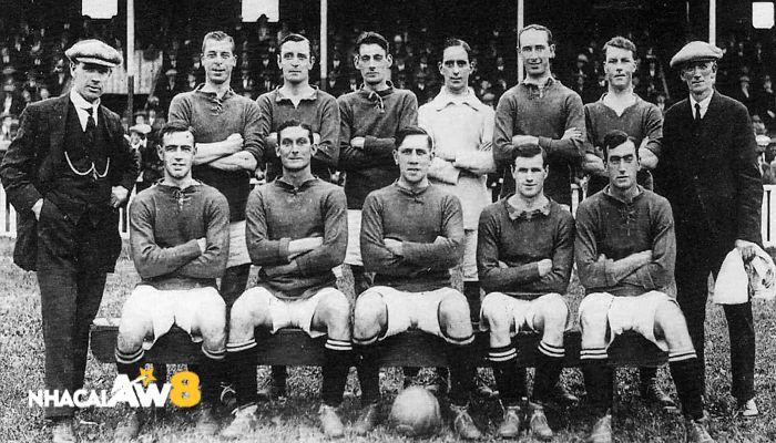 đội bóng có lịch sử lâu đời nhất